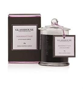 Glasshouse Fragrances Triple Scented Mini Candle Manhattan 60G