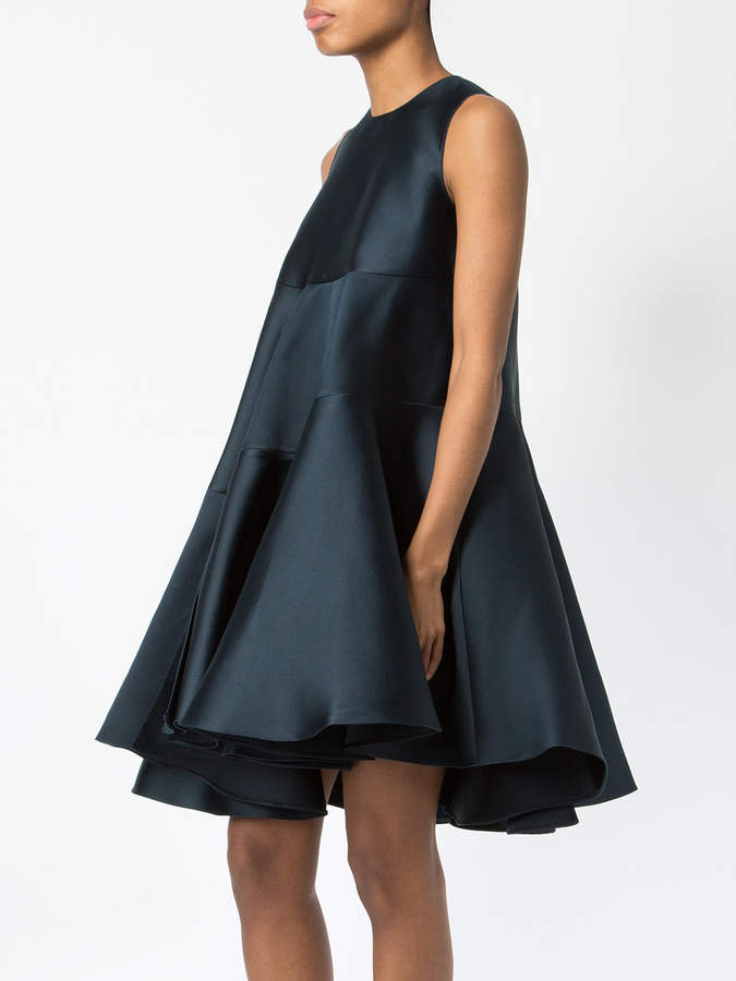 Maison Rabih Kayrouz short balloon dress