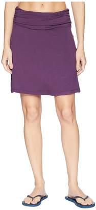 White Sierra Tangier Odor Free Skirt Women's Skirt
