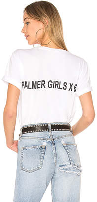 Miss Sixty Palmer Girls x Short Sleeve Tee