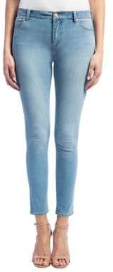 Liverpool Jeans Piper Hugger Ankle Skinny Jeans