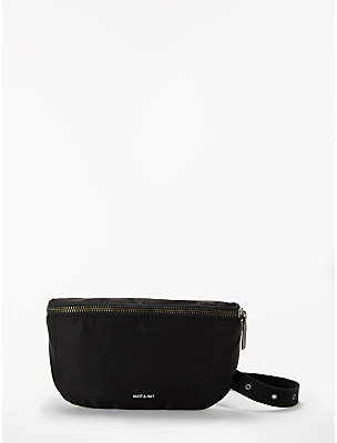 Matt & Nat Vie Vegan Belt Bag, Black