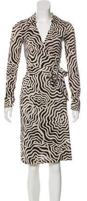 Diane von Furstenberg Jeanne Knee-Length Dress