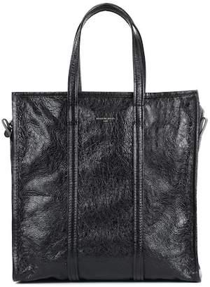 Balenciaga Bazar M leather shopper