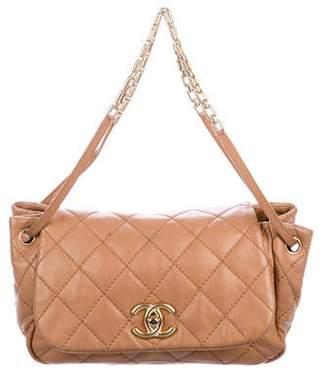 Chanel Retro Chain Accordion Flap Bag