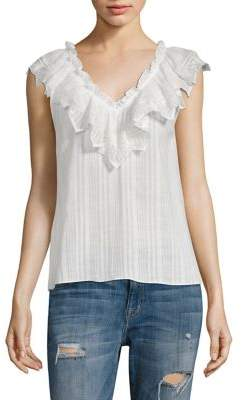 Rebecca Taylor Mariana Sleeveless Top