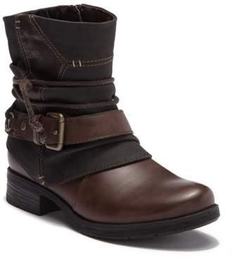 Earth Origins Nikko Full Grain Faux Leather Boot