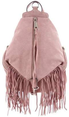 Rebecca Minkoff Fringe-Accented Julian Backpack