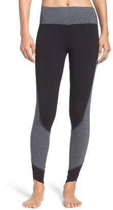 Women's Hard Tail Colorblock 7/8 Leggings $77 thestylecure.com