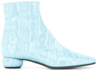 Ellery rippled effect ankle boots