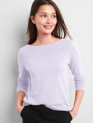 Gap Pullover Boatneck Sweater
