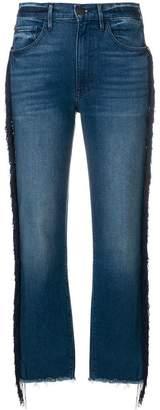 3x1 W3 higher ground crop jeans