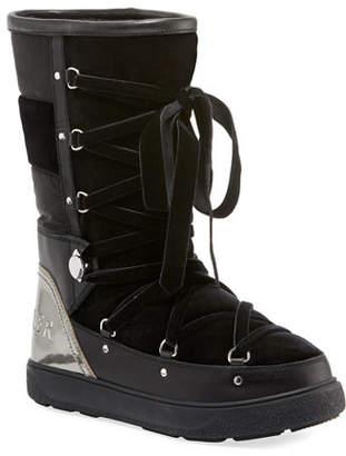 Moncler Stivale Velvet Moon Boots