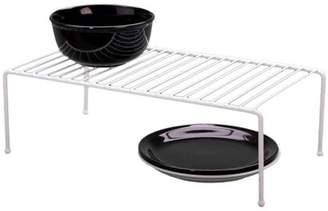 Panacea Products 40710 White Jumbo Vinyl Coated Wire Helper Shelf
