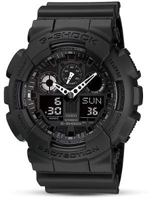 G-Shock G Shock Oversized Analog/Digital Combo Watch, 55 x 51 mm