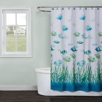 Saturday Knight Ltd. Saturday Knight, Ltd. Atlantis Shower Curtain