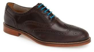 J Shoes Charlie Plus Wingtip Oxford