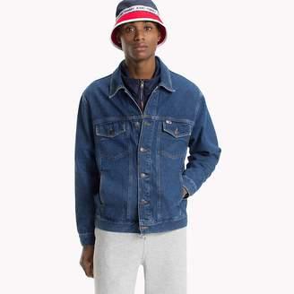 Tommy Hilfiger Oversized Fit Denim Jacket