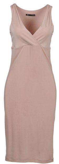 Daniele Alessandrini D.A. 3/4 length dress