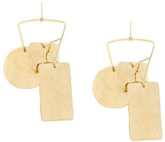 Aurelie Bidermann Bird Garden earrings