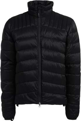 Canada Goose Brookvale Black Fabric Down Jacket