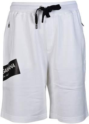 Dolce & Gabbana Long Track Shorts