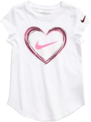 Nike Digital Analog Heart Graphic Tee