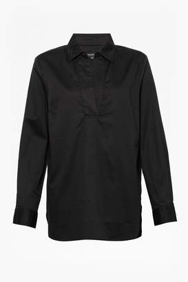 French Connenction Oldenburg Stitch V Neck Shirt