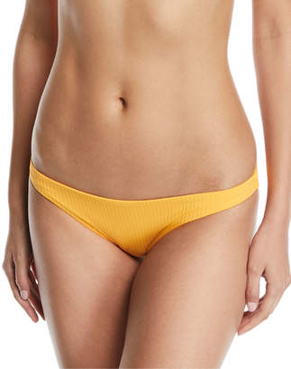 Vitamin A Luciana Full-Coverage Swim Bikini Bottoms