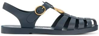 Gucci Buckle strap sandals