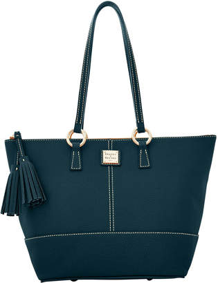 Dooney & Bourke Pebble Grain Small Tobi Tote