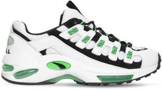 Puma Select Cell Endura Leather & Mesh Sneakers