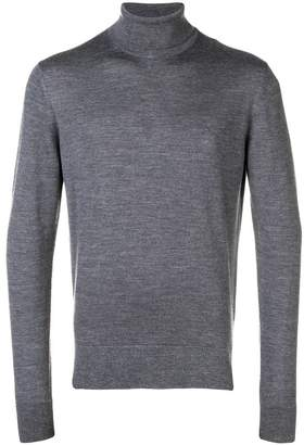 Calvin Klein slim-fit rollneck sweater
