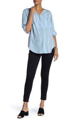 1822 Denim Luxe Ankle Skinny (Maternity) Jeans