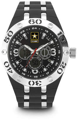 WRIST ARMOR Wrist Armor Mens Strap Watch-37200014