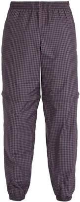 Balenciaga Elasticated-waist detachable-panel trousers