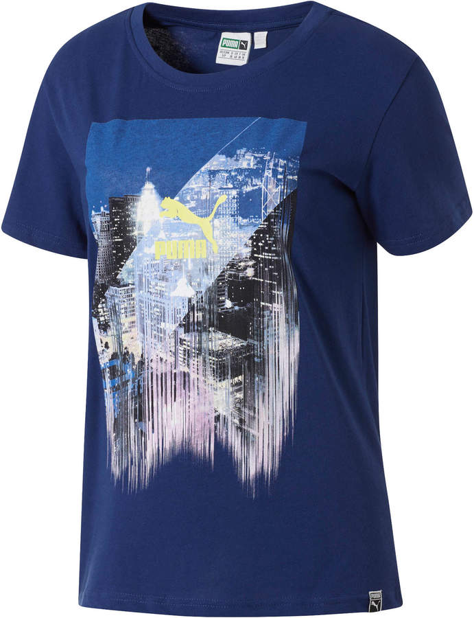 Puma Photo Print T-Shirt