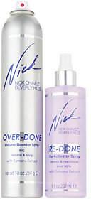 Nick Chavez 10 oz. Overdone Volume Spray & 8 ozRe-activator