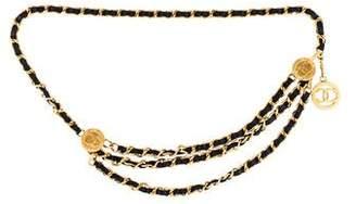 Chanel CC Multistrand Belt