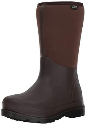 Bogs Men's Stockman Waterproof Insulated Standard Toe Work Rain Boots