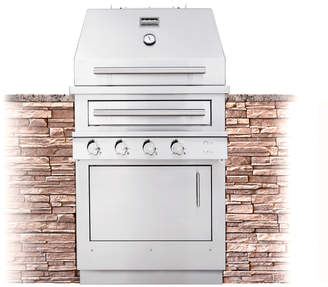 Kalamazoo Hybrid Fire Built-in 2-Burner Grill