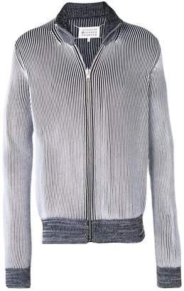 Maison Margiela woven detail jacket