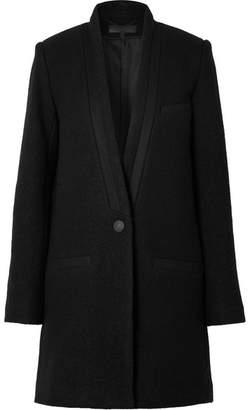 Rag & Bone Tuxx Wool-felt Coat - Black