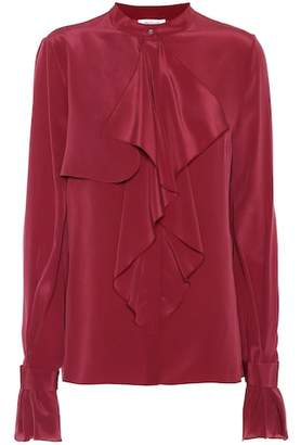 Thierry Mugler Silk blouse