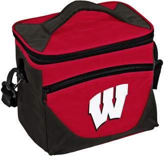 NCAA Logo Brand Wisconsin Badgers Halftime Lunch Cooler