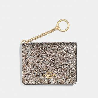 Coach Key Ring Card Case