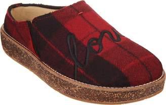 ED Ellen Degeneres Applique Slippers - Tillie