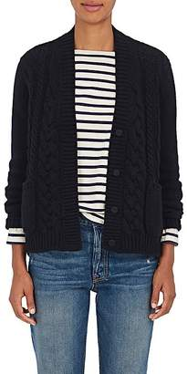 Barneys New York Women's Cable-Knit Cashmere Cardigan