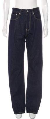 Calvin Klein Collection 2017 High-Rise Jeans