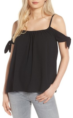 Women's Bailey 44 Montego Bay Cold Shoulder Top $168 thestylecure.com